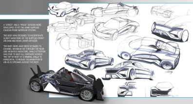 Car Design Contest Michaelgraydesign