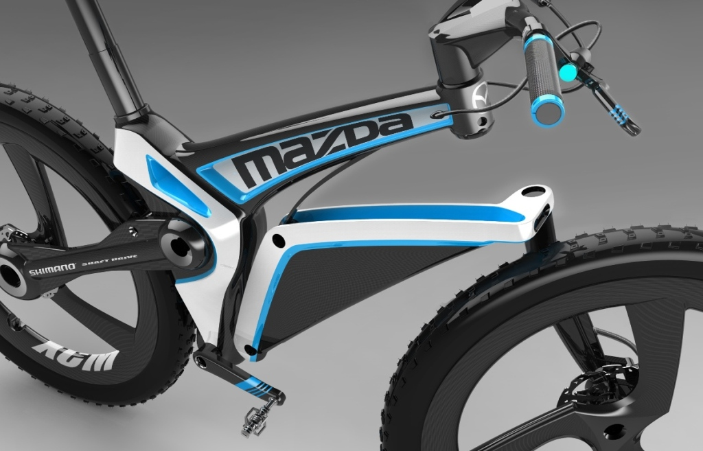 mazda-xcm-mountain-bike