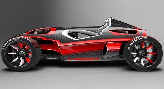 Design Concept Specialized MR Roadster